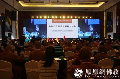 第五届世界佛教论坛分论坛:佛教与公益慈善(图)