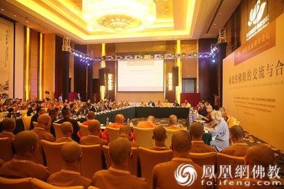 第五届世界佛教论坛分论坛:澜湄流域佛教(图)