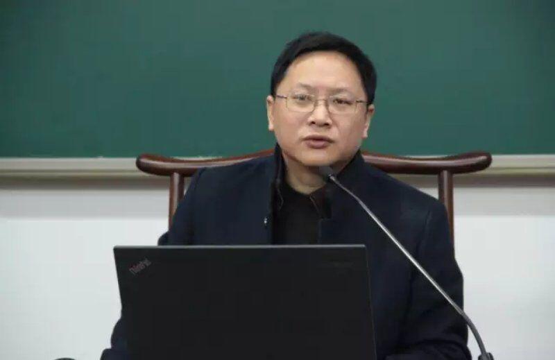 中国人民大学国学院宋洪兵副教授(图)