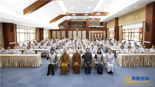 云湖书院第一期人间佛教经典研修班开学(图)