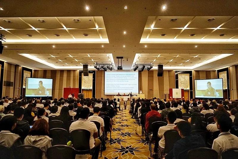 大理佛教代表团应邀赴马来西亚友好访问(图)