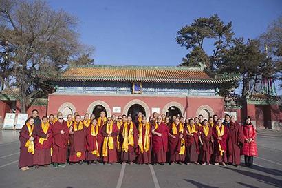 西藏自治区高级经师培训班开班 36名高级经师参加培训(图)