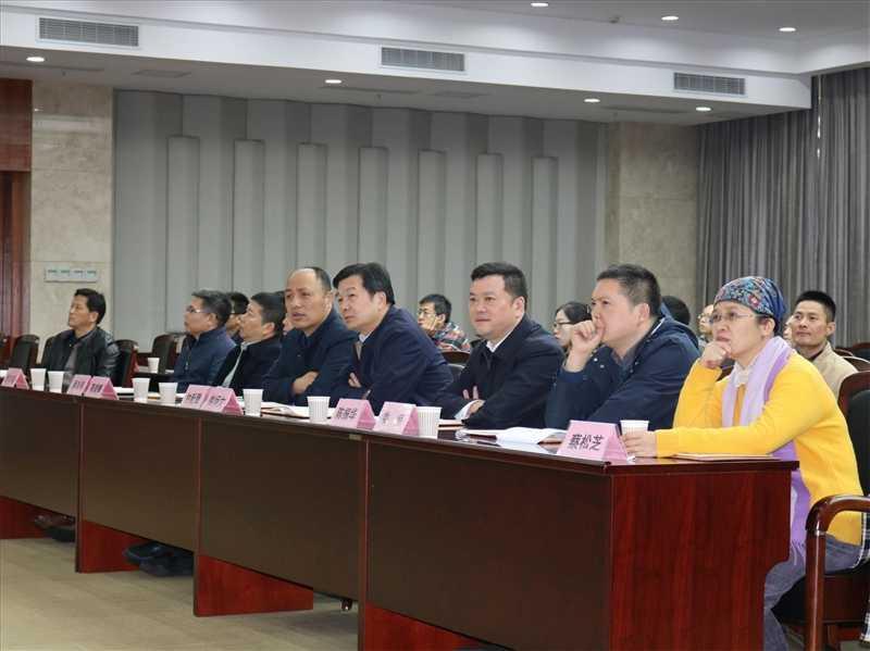 浙江省民族宗教事务委员会举办第七次中心组理论学习会(图)