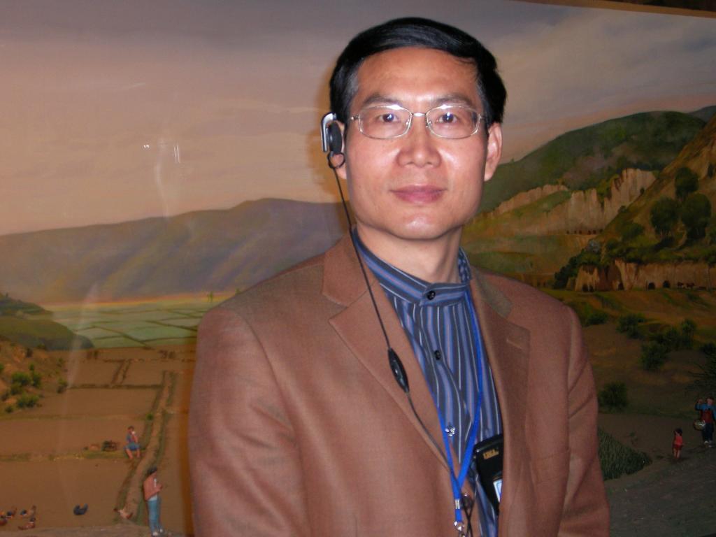 华中师范大学马克思主义学院博士研究生导师李红伟教授(图)