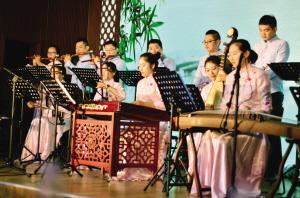 江苏神学院庆祝建院20周年(图)