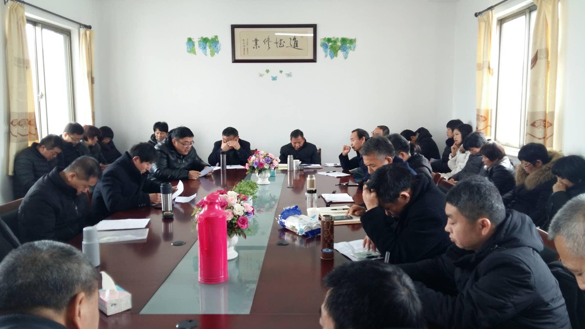 江苏省海门教区召开2018年度工作述职会(图)