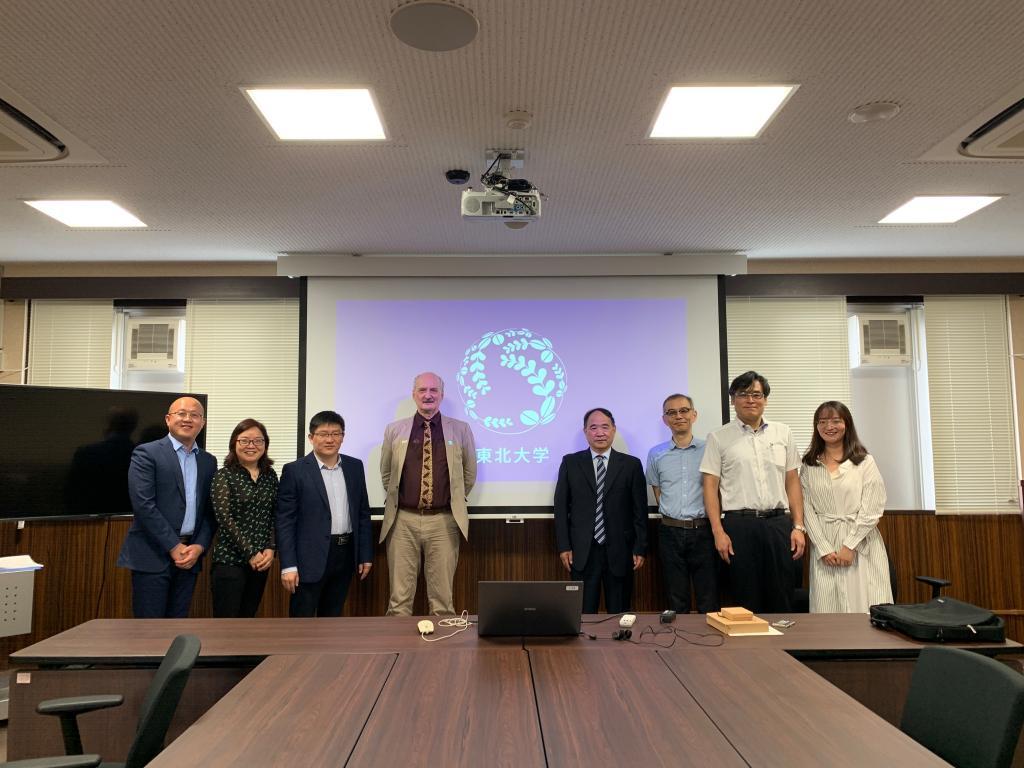 西安交通大学马克思主义学院代表团赴日本进行学术访问(图)