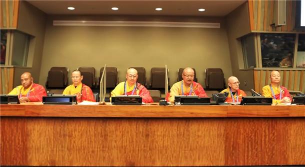 中美加佛教论坛代表嘉宾发言交流精彩纷呈(图)
