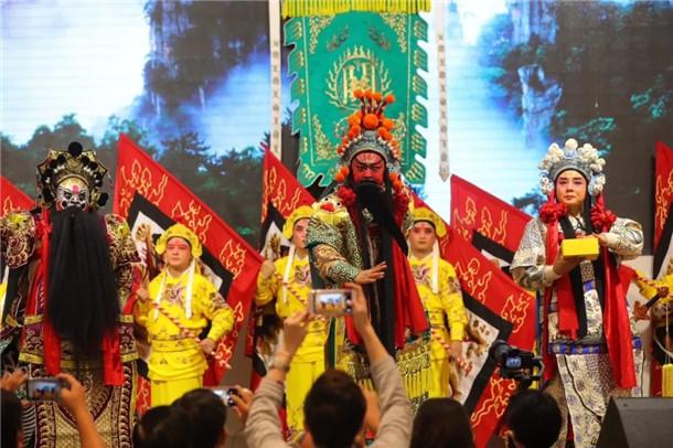 南少林寺首次受邀参加马拉西亚国际关公文化节(图)