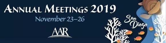 议程 | 2019 AAR Annual Meeting •道教部分(图)