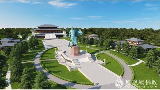 纪念关公大义参天1800周年!第十届湖北当阳关公文化节即将开幕(图)
