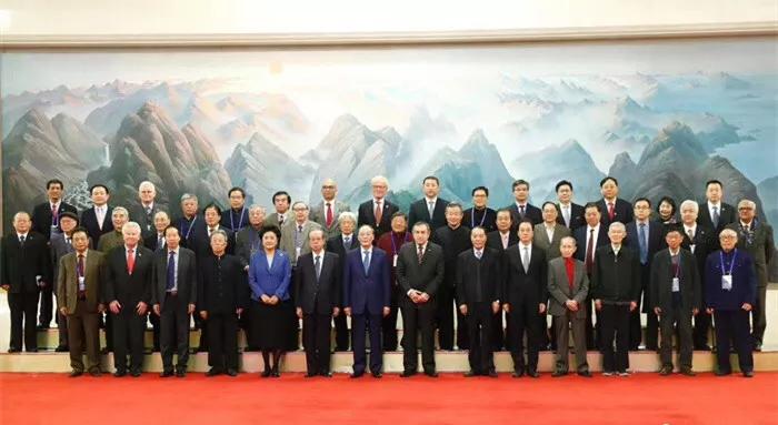 纪念孔子诞辰2570周年国际学术研讨会暨国际儒学联合会第六届会员大会圆满举行(图)