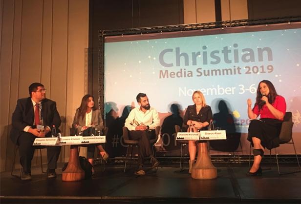 第三届以色列全球基督徒媒体峰会在耶路撒冷举行(图)