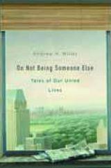 美国哈佛大学出版社将于2020年6月出版新书《未成为别人:我们不曾经历的人生故事》(图)