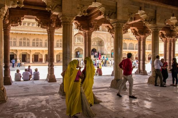 """英国圣公会大主教开始对印度为期10天的访问,关注基督徒所面临的""""困难""""(图)"""