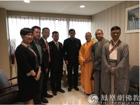 中华禅文化走进泰国:本性禅师应邀主讲中华禅文化(图)
