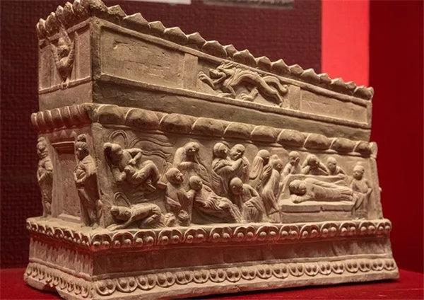 """""""佛陀·中国""""甘肃省博物馆藏早期佛教文物展在苏州举行(图)"""