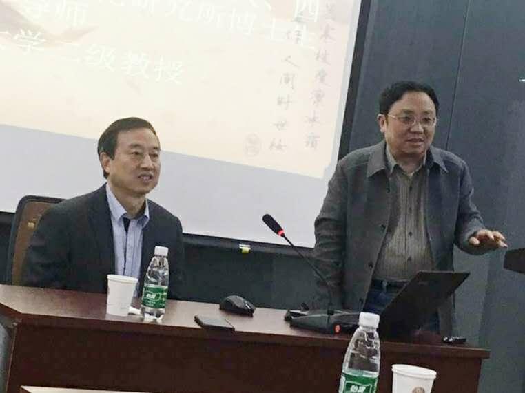 南京大学哲学系讲座回顾:唐代长安佛道关系研究(图)