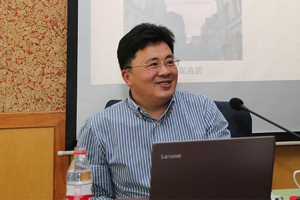 """中国社会科学院哲学研究所马克思主义哲学原理研究室举办""""贡院哲学""""论坛第一期(图)"""
