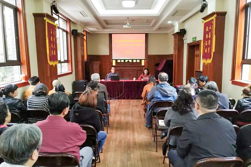 上海市虹口区宗教界开展国家安全教育日宣传活动(图)
