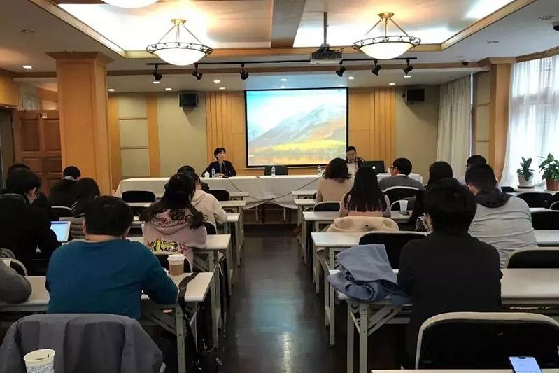 上海市基督教两会举行各区通讯员培训班(图)