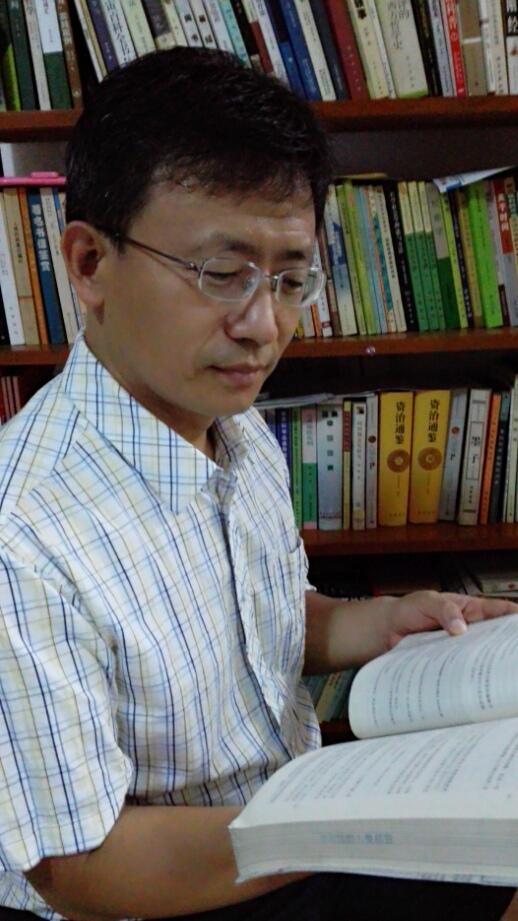 华南师范大学公共管理学院哲学研究所宋志润副教授(图)
