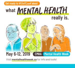 """加拿大精神健康协会第68届""""精神健康周""""活动将于2019年5月6日举行(图)"""