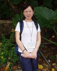 华南师范大学公共管理学院哲学研究所李宜静副教授(图)