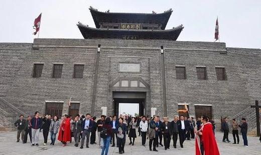 全国水浒文化研讨会在郓城召开(图)