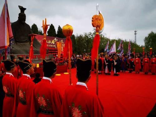 第五届中国献王汉文化节在河北沧州举办(图)