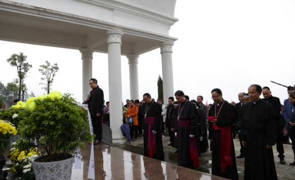 四川省天主教庆祝新中国成立70周年系列活动启动仪式在广元举行(图)