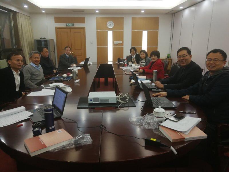 《中华宗教思想通史》第七卷正本提纲讨论会在北京举行(图)