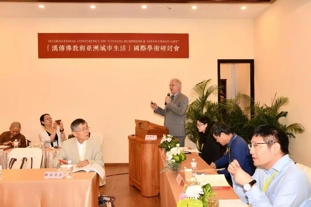 """""""汉传佛教与亚洲城市生活""""国际学术研讨会在新加坡举办(图)"""