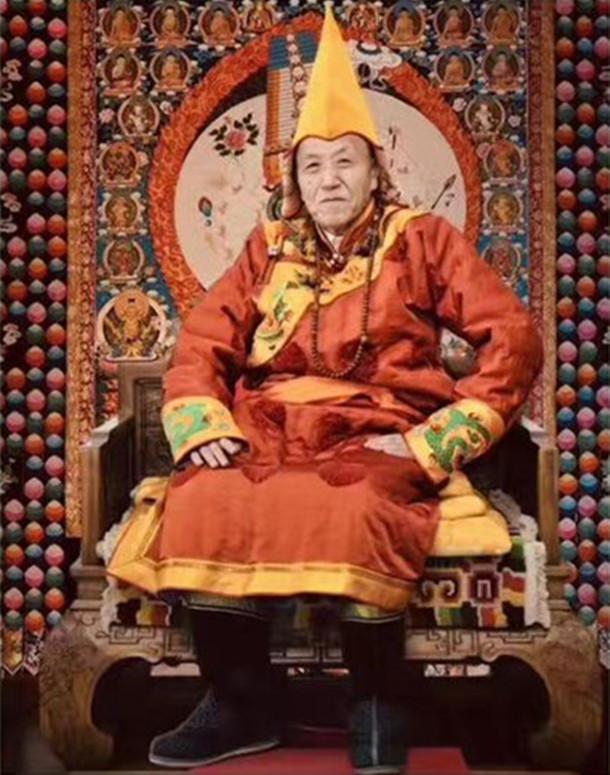 中国佛教协会理事、内蒙古赤峰市梵宗寺第五世丹迥·冉纳班杂活佛安详示寂(图)