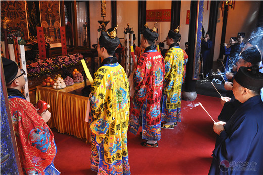 上海道教界庆祝中华人民共和国成立70周年系列活动成功举办(图)