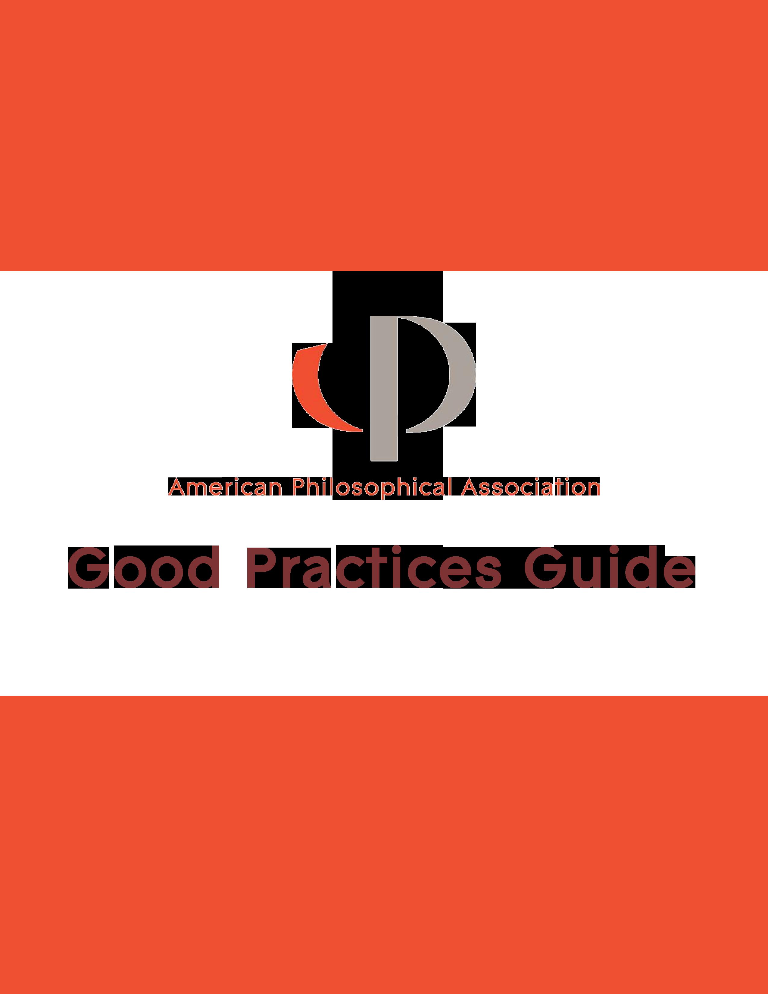 美国哲学协会发布《最佳实践指南》(图)