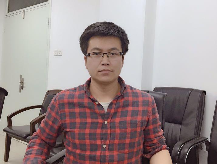 西北师范大学哲学学院朱海斌副教授(图)