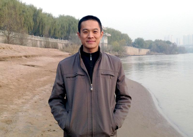 西北师范大学哲学学院李永亮副教授(图)
