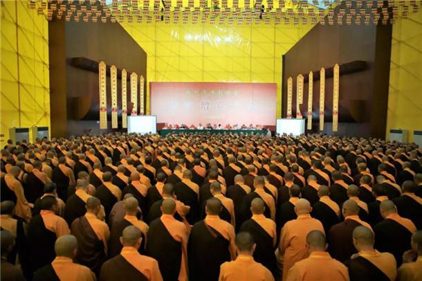 浙江省杭州市佛教协会召开全市僧众大会 加强道风建设(图)