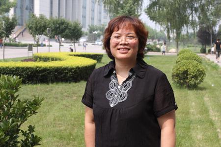 渭南师范学院马克思主义学院杨润英副教授(图)