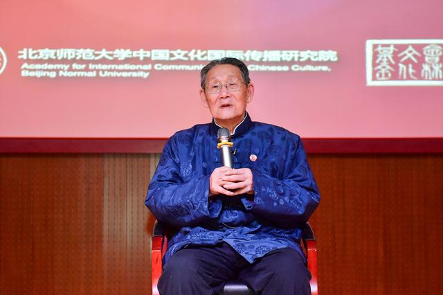 北京大学教授楼宇烈荣获第六届会林文化奖(图)