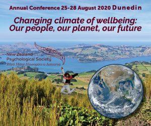 2020年新西兰心理学学会年会将于8月25日在达尼丁举行(图)
