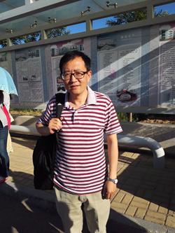 西北民族大学教育科学与技术学院陶剑灵副教授(图)