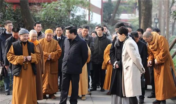 广州市佛教协会第十次代表大会召开(图)