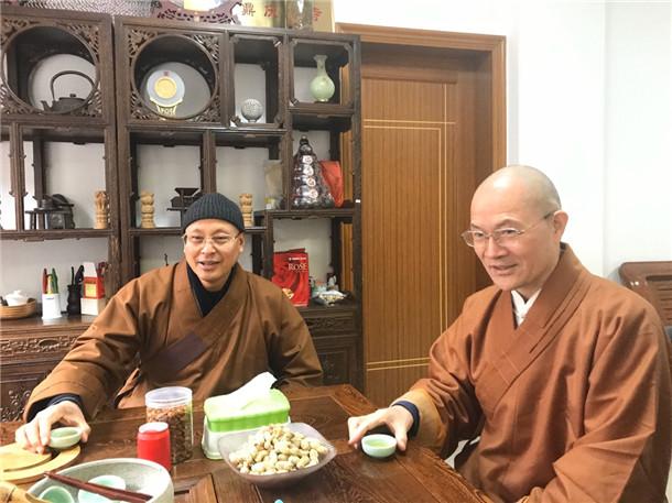 没有佛教僧才,就没有佛教未来——福建佛学院向诸山长老请益僧教育智慧(图)