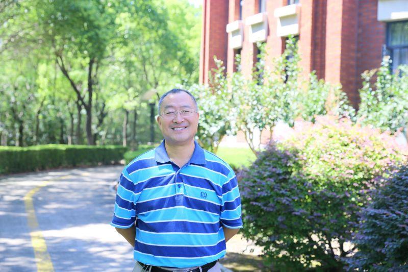 华东政法大学马克思主义学院陈代波教授(图)