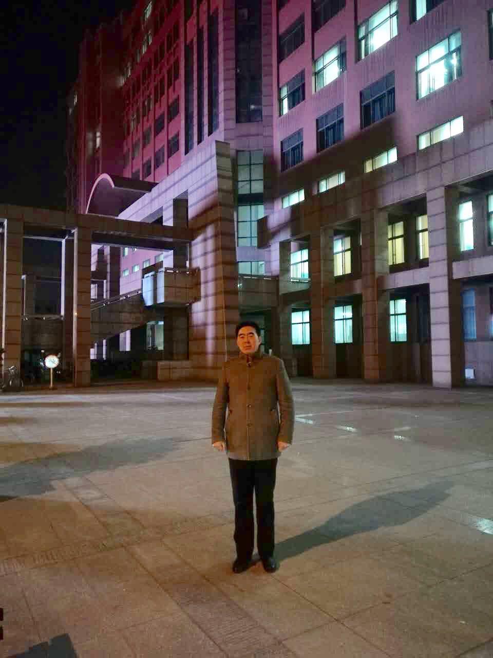 内蒙古大学马克思主义学院孙大为副教授(图)