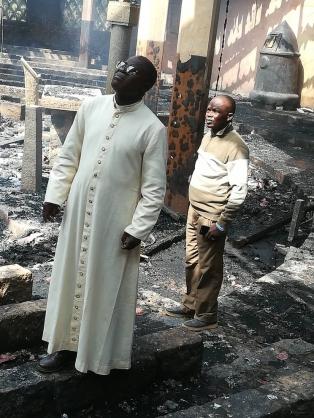 喀麦隆成为针对基督徒恐怖组织的最新前沿阵地(图)