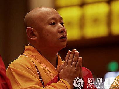 中国佛教协会副会长、哈尔滨极乐寺方丈静波法师:佛教徒都应当特别注意这些问题(图)