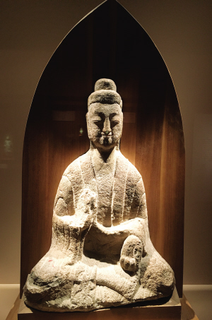 凡尘最美宝相:见证佛教中国化历程的古代佛造像(图)